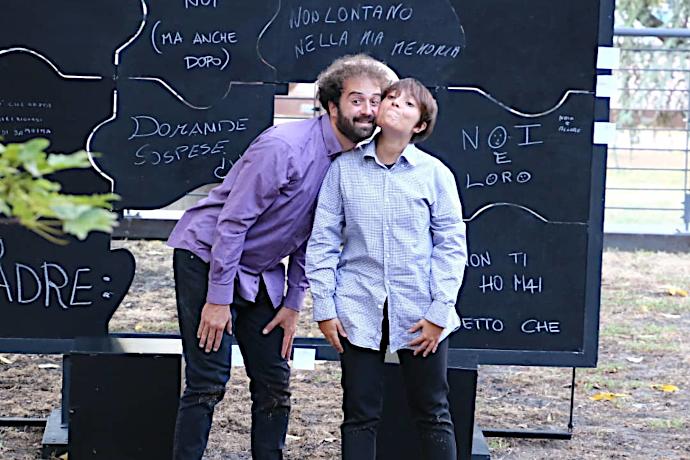 Laura Nardinocchi e Niccolò Matcovich in Arturo
