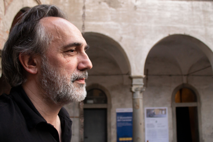Massimo Munaro (photo: Marina Carluccio)