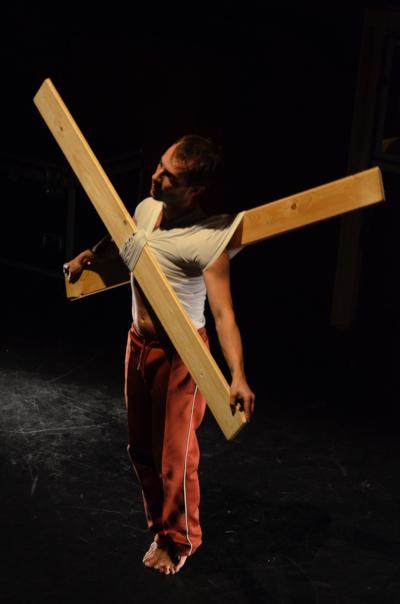 Elogio del silenzio (photo: Luca Arcangeli e Barbara Sagripanti, studio LightBOX)