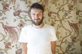 Filippo Andreatta (photo: Roberta Segata, courtesy Centrale Fies)